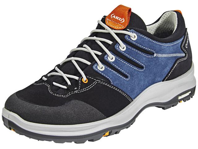AKU Montera Low GTX - Chaussures - gris/bleu